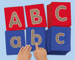 learning sounds of letters