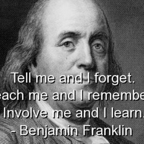 Benjamin franklin best quotes